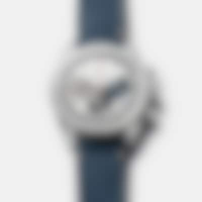 Image du nouveau Chronomaster Original en acier avec cadran tricolore