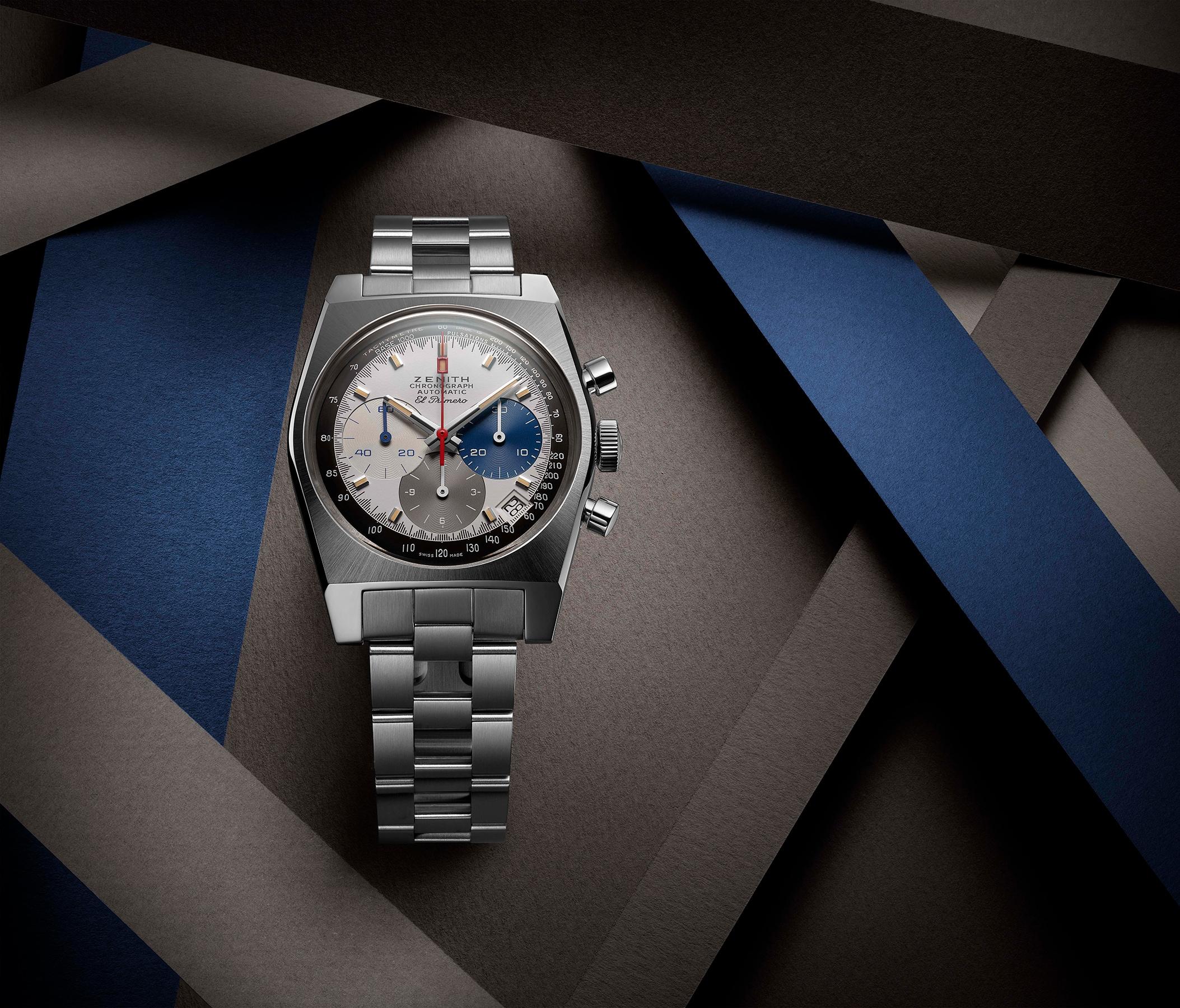 Adquirir un reloj